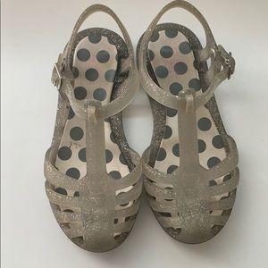 Zara fisherman sandals